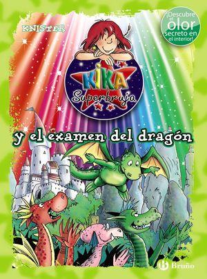 KIKA SUPERBRUJA Y EL EXAMEN DEL DRAGÓN (ED. COLOR)