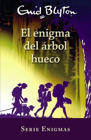 SERIE ENIGMAS 4 EL ENIGMA DEL ARBOL HUECO