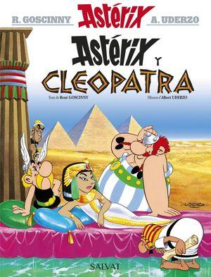 ASTÉRIX Y CLEOPATRA (6) (ASTURIANO)