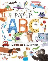 POP-UP ABC. EL ALFABETO DE ALEX Y BET