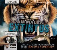 EXPLORE. ANIMALES EXTINTOS