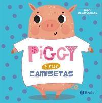 PIGGY Y SUS CAMISETAS