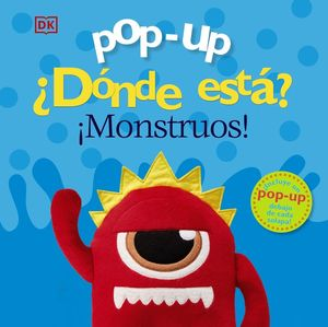 POP-UP. ¿DÓNDE ESTÁ ¡MONSTRUOS?