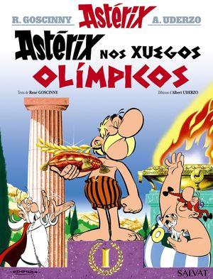 ASTÉRIX NOS XUEGOS OLÍMPICOS (12) (ASTURIANO)