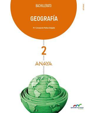 GEOGRAFÍA 2ºBACH ASTURIAS (ANAYA)