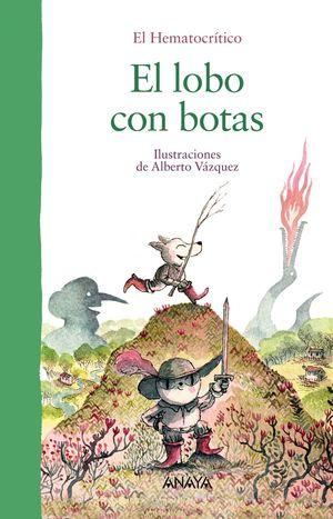 EL LOBO CON BOTAS