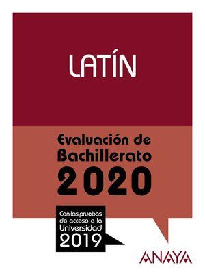 LATÍN - EBAU 2020