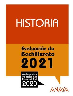 HISTORIA EBAU 2021.