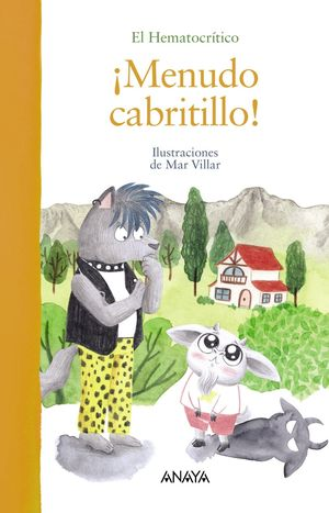 MENUDO CABRITILLO!