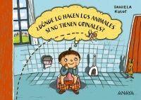 DONDE LO HACEN LOS ANIMALES SI NO TIENEN ORINALES