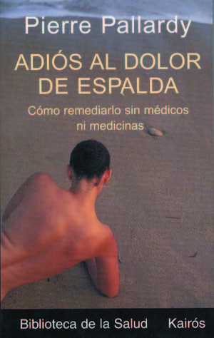 ADIÓS AL DOLOR DE ESPALDA