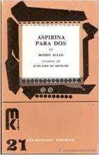 ASPIRINA PARA DOS