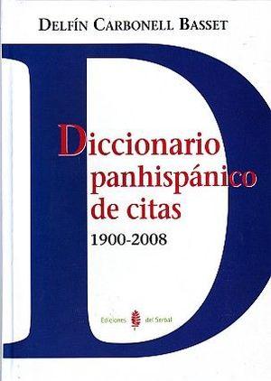 DICCIONARIO PANHISPÁNICO DE CITAS
