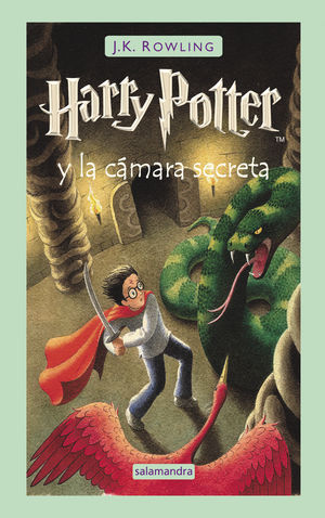 HARRY POTTER (II) Y LA CAMARA SECRETA