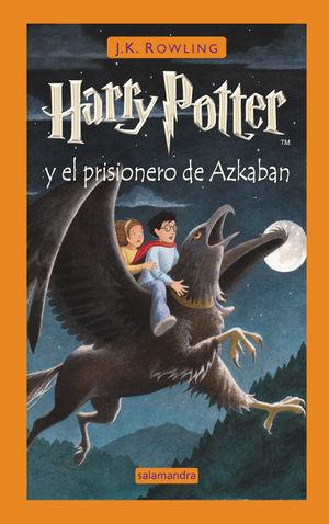 HARRY POTTER (III) Y EL PRISIONERO DE AZKABAN