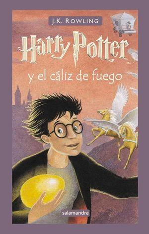 HARRY POTTER (IV) Y EL CALIZ DE FUEGO