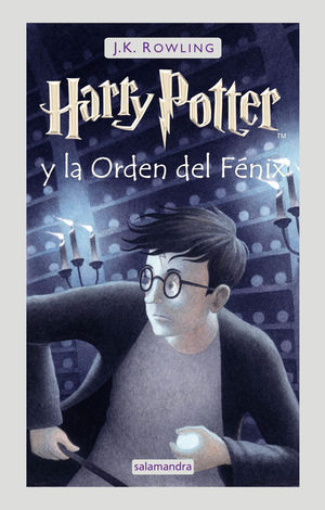 HARRY POTTER (V) Y LA ORDEN DEL FENIX