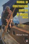 MANUAL DE CONTRUCCIÓN AMATEUR DE BARCOS