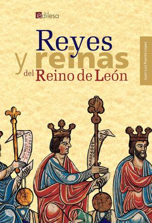 REYES Y REINAS DEL REINO DE LEÓN