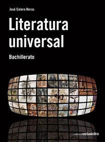LITERATURA UNIVERSAL BACHILLERATO (OCTAEDRO)