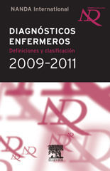 DIAGNÓSTICOS ENFERMEROS: DEFINICIONES Y CLASIFICACIÓN, 2009-2011