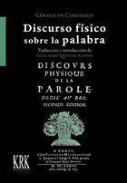 DISCURSO FÍSICO SOBRE LA PALABRA