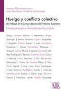 HUELGA Y CONFLICTO COLECTIVO DE TRABAJO EN JURISPRUDENCIA