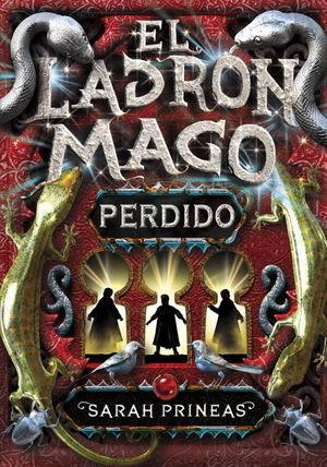 PERDIDO (EL LADRÓN MAGO 2)