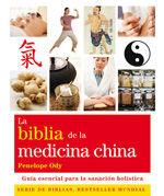 LA BIBLIA DE LA MEDICINA CHINA