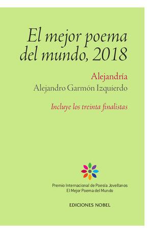 EL MEJOR POEMA DEL MUNDO, 2018