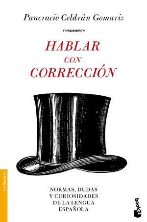 HABLAR CON CORRECCIÓN