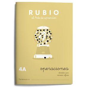 OPERACIONES RUBIO 4A