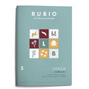 LENGUA EVOLUCIÓN RUBIO 5
