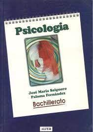 PSICOLOGÍA BACHILLERATO (ALFER)
