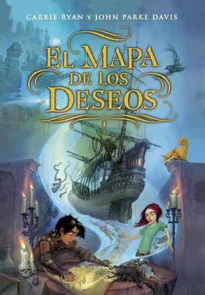 EL MAPA DE LOS DESEOS (EL MAPA DE LOS DESEOS 1)