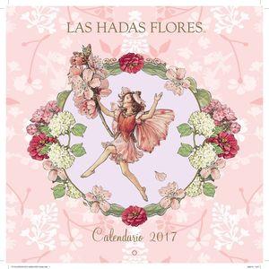 CALENDARIO DE LAS HADAS FLORES 2017