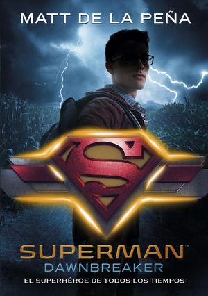 SUPERMAND: DAWNBREAKER