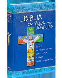 BIBLIA CATOLICA PARA JOVENES (TAPA DURA/CARTONE)
