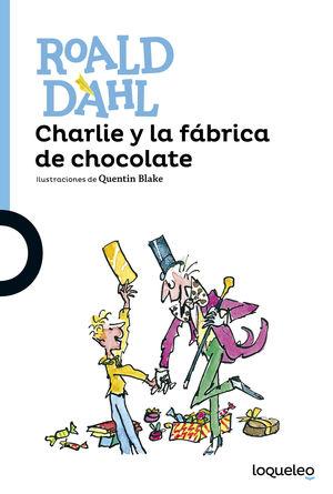 CHARLIE Y LA FÁBRICA DE CHOCOLATE (+12) (LOQUELEO)