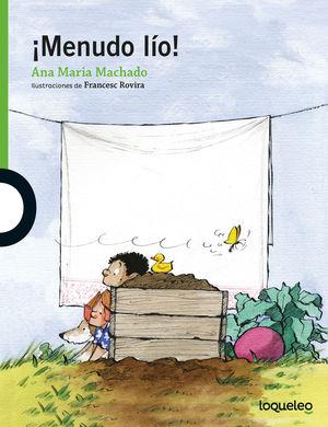 MENUDO LÍO! (+4) (LOQUELEO)