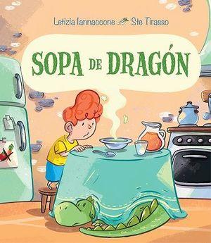 SOPA DE DRAGON