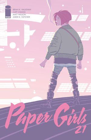 PAPER GIRLS Nº21/30