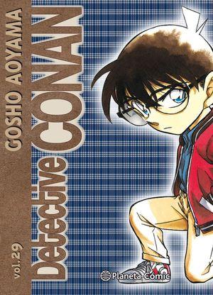DETECTIVE CONAN (NUEVA EDICION) Nº 29