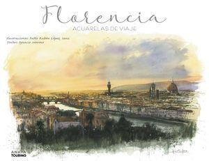 FLORENCIA. ACUARELAS DE VIAJE