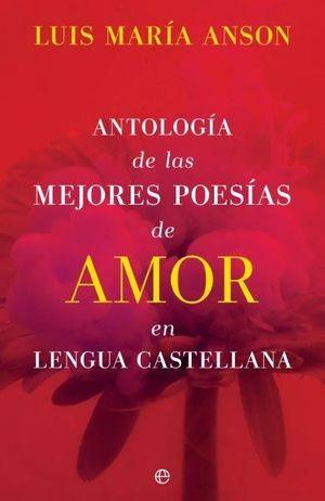 ANTOLOGIA DE MEJORES POESIAS DE AMOR