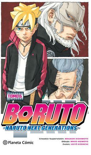 BORUTO Nº 06