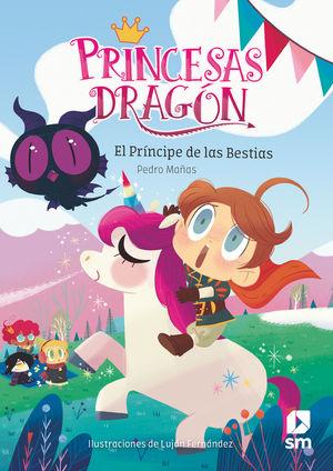 PRINCESAS DRAGÓN (8) EL PRÍNCIPE DE LAS BESTIAS