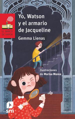YO, WATSON Y EL ARMARIO DE JACQUELINE (BVR.242)