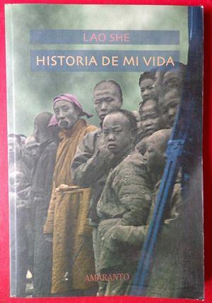 HISTORIA DE MI VIDA