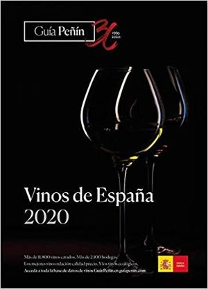 GUÍA PEÑIN 2020 DE LOS VINOS DE ESPAÑA